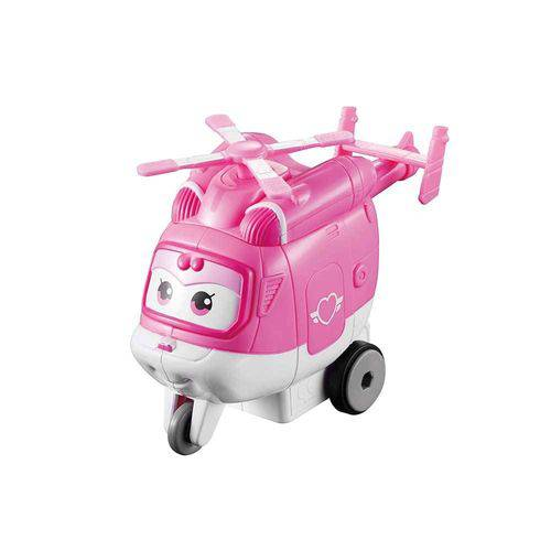 Super Wings Figura de Avião Vroom'n Zoom Dizzy 80140 - Fun