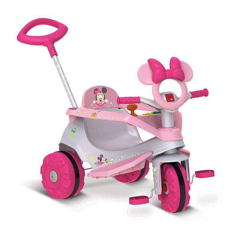 Triciclo Velobaby Disney Minnie 3104 - Bandeirante