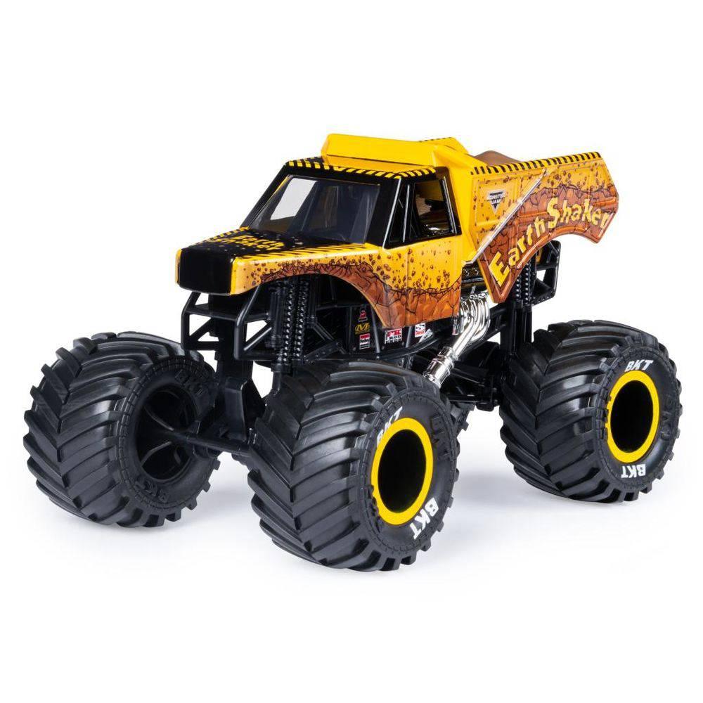 Veiculo Carro Monster Jam Earth Shaker 2022 - Sunny