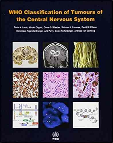 Livro Who Classification Of Tumours Of The Central Nervous System