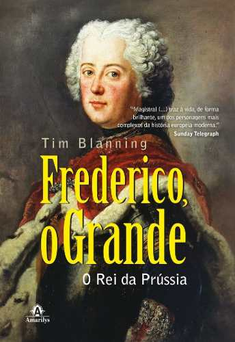 Livro Frederico, O Grande