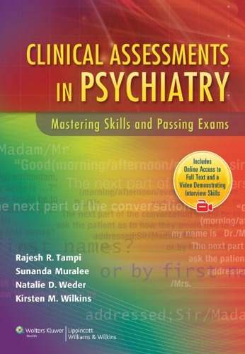 Livro Clinical Assessments In Psychiatry