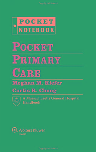 Livro Pocket Primary Care
