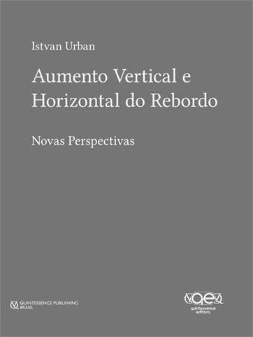 Livro Aumento Vertical E Horizontal Do Rebordo, Istvan Urban