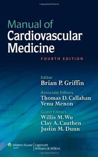 Livro Manual Of Cardiovascular Medicine