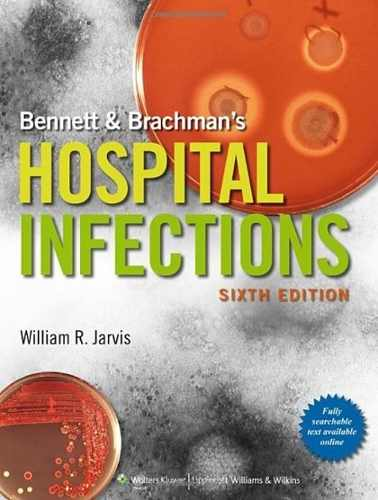 Livro Bennett & Brachmans Hospital Infections