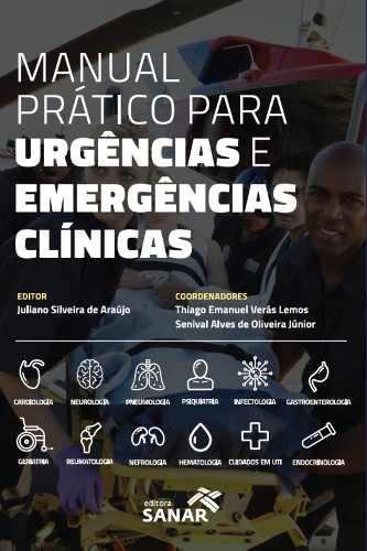 Livro Manual Prático Para Urgências E Emergências Clínicas