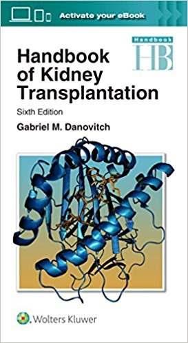 Livro Handbook Of Kidney Transplantation
