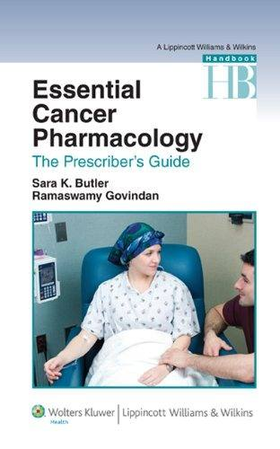 Livro Essential Cancer Pharmacology: The Prescriber's Guide