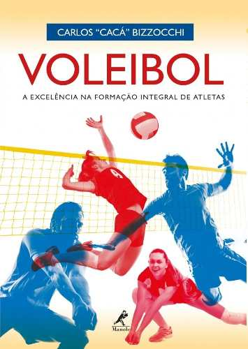 Livro Voleibol
