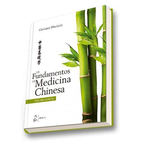 Livro Os Fundamentos Da Medicina Chinesa