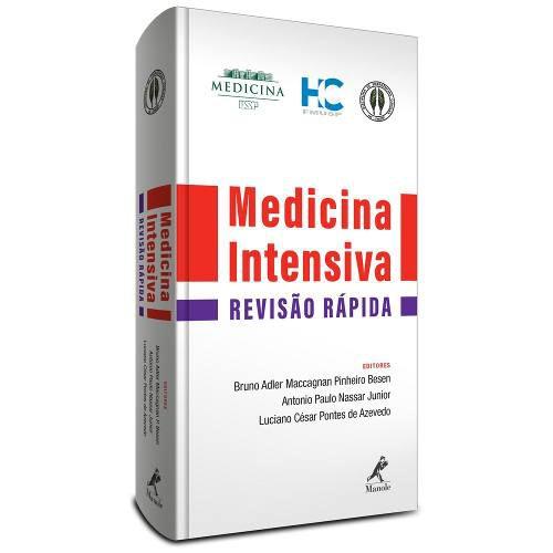 Livro Medicina Intensiva Revisão Rápida