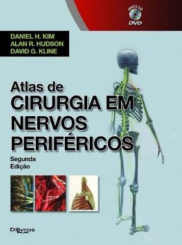 Livro Atlas De Cirurgia Em Nervos Periféricos
