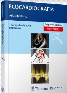 Livro Boehmeke Ecocardiografia Atlas De Bolso 2ª Edição