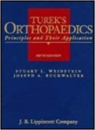 Livro Turek's Orthopaedics :principles & Their Applications