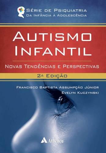 Livro Autismo Infantil