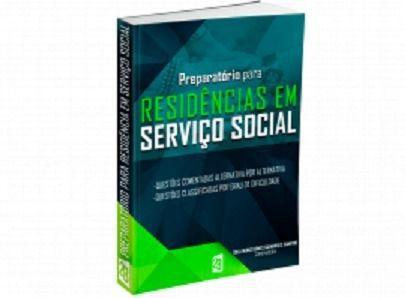 Livro Preparatório Para Residência Em Serviço Social
