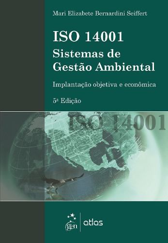 Livro Iso 14001 Sistemas De Gestão Ambiental