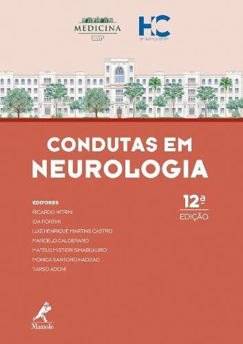 Livro Condutas Em Neurologia