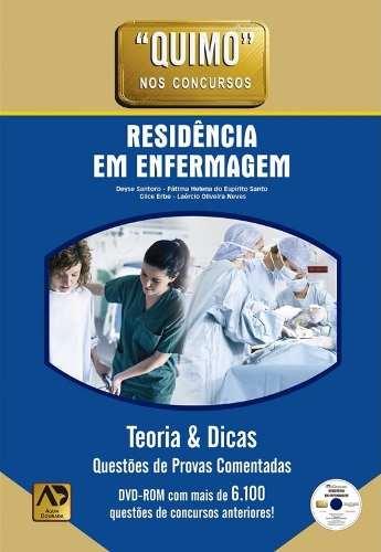 Livro Quimo - Residência Em Enfermagem