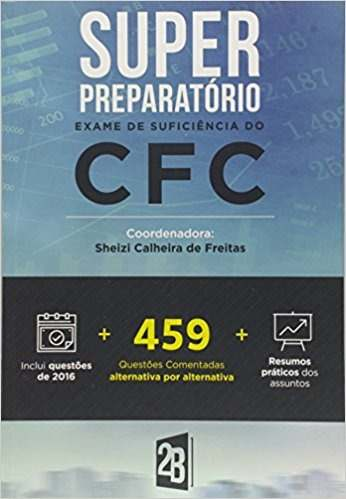 Livro Super Preparatrio Exame De Suficiencia Do Cfc - 459