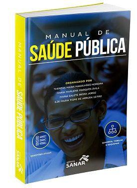 Livro Manual De Saúde Pública (para Provas E Concursos)