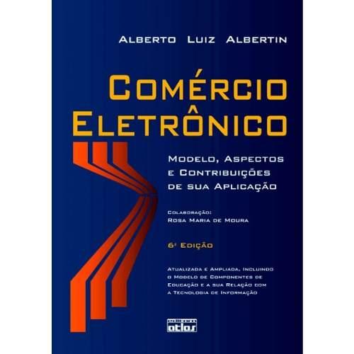 Livro Comércio Eletrônico