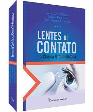Lentes De Contato Na Clínica Oftamológica