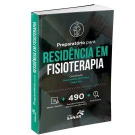Livro Preparatório Residência Em Fisioterapia 490 Questões