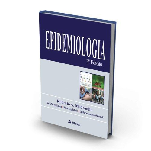 Epidemiologia - 2ª Ed. Com Caderno De Exercício