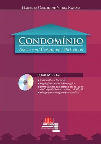 Livro Condomínio - Aspectos Teóricos E Práticos