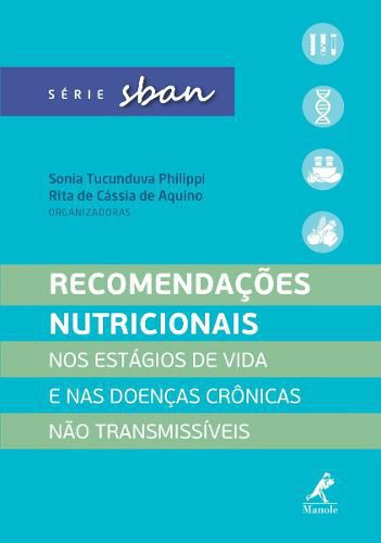 Livro Recomendações Nutricionais