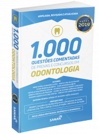 Livro 1.000 Questões Coment. de Provas e Conc. em Odontol. - 2ª Ed
