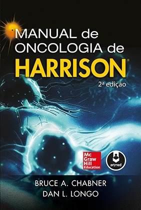 Livro Manual De Oncologia De Harrison