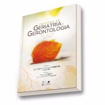 Livro Tratado De Geriatria E Gerontologia 4ª Edição