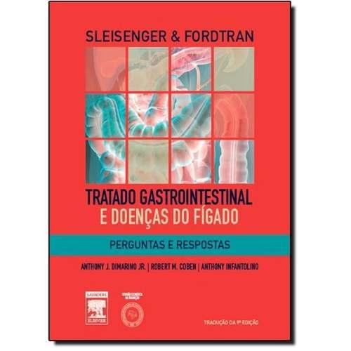Livro Sleisenger & Fordtran's Perguntas E Respostas Em Gastroenterologia