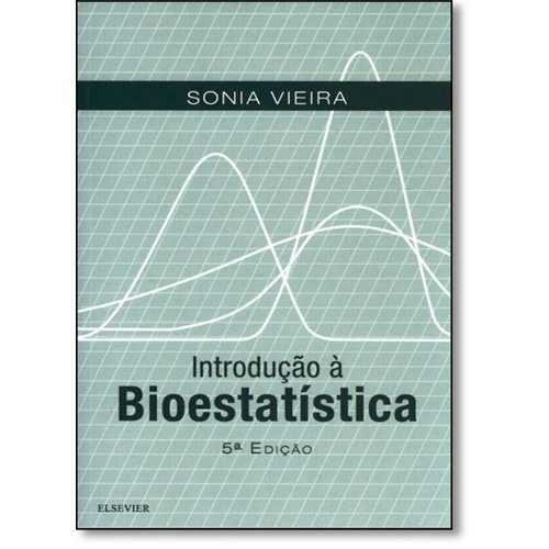 Livro Introdução A Bioestatistica