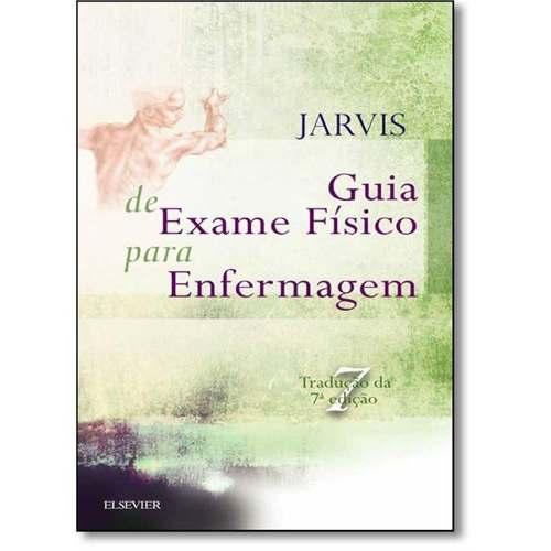Livro Guia De Exame Físico Para Enfermagem