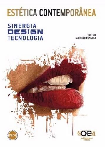Livro Estetica Contemporanea - Sinergia Design Tecnologia