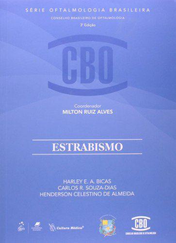 Livro CBO-Série Oftalmologia Brasileira Estrabismo