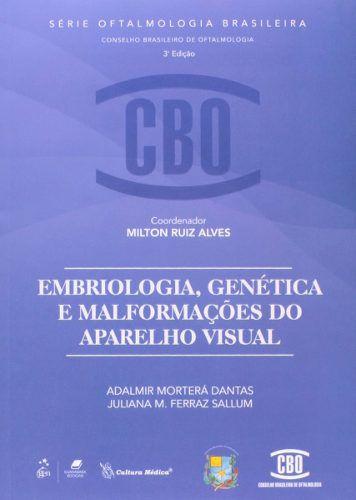Embriologia, Genética E Malformações Do Aparelho Visual