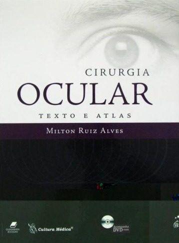 Livro Cirurgia Ocular