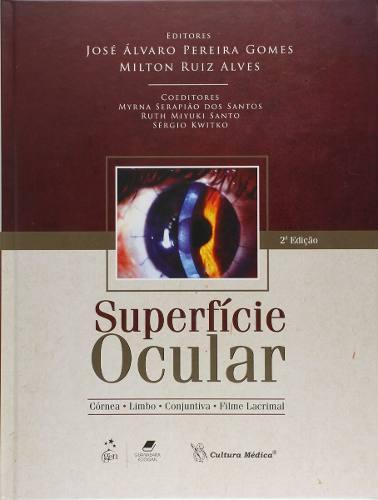 Livro Superfície Ocular