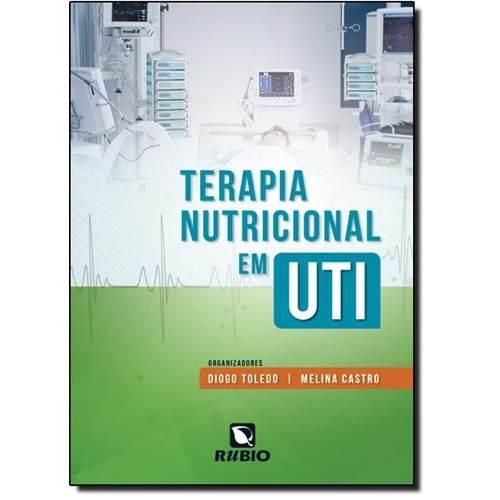 Livro Terapia Nutricional Em Uti