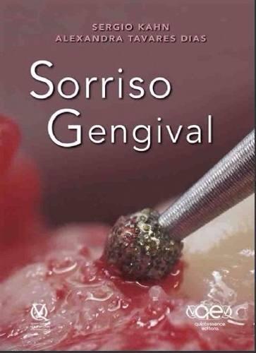 Livro Sorriso Gengival - Sergio Kahn