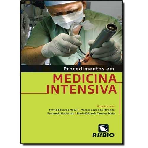 Livro Procedimentos Em Medicina Intensiva