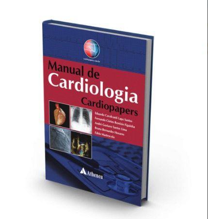 Livro Manual De Cardiologia Cardiopapers