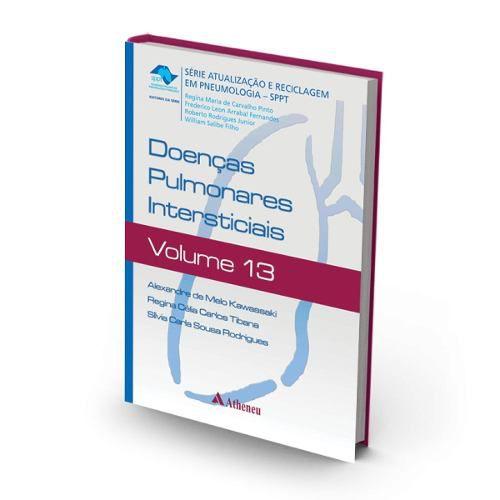 Livro Doenças Pulmonares Intersticiais