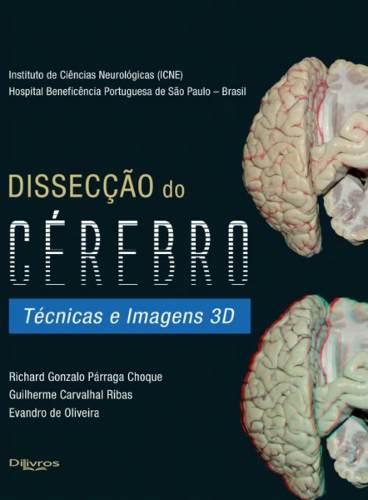 Dissecção Do CérebroLivroTécnicas E Imagens 3d