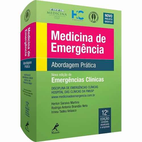 Medicina De Emergência Abordagem Prática 12ª Edição
